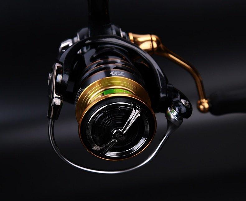 4d26155c5b9 Daiwa Exceler LT Fishing Spinning reel 1000D XH 2000D XH 2500 XH 3000 CXH  4000D. Daiwa ...