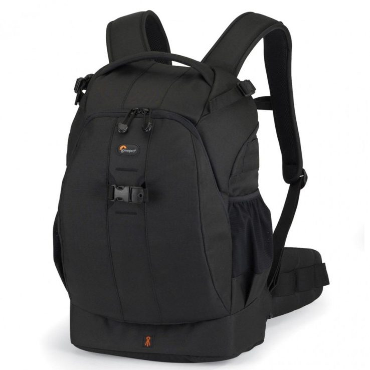 Lowepro Flipside 400 AW Camera Photo Bag Backpacks Digital SLR ALL Weather front view
