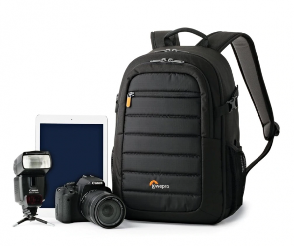 Lowepro Tahoe BP 150 - Backpack for Camera Tablet Drone - Bag with camera and tablet