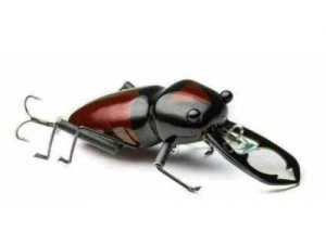 DM Cricket Lures Big Stag Beetle Deer bug Red