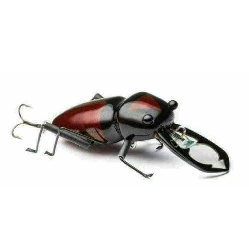 DM Cricket Lures Big Stag Beetle Deer bug Red