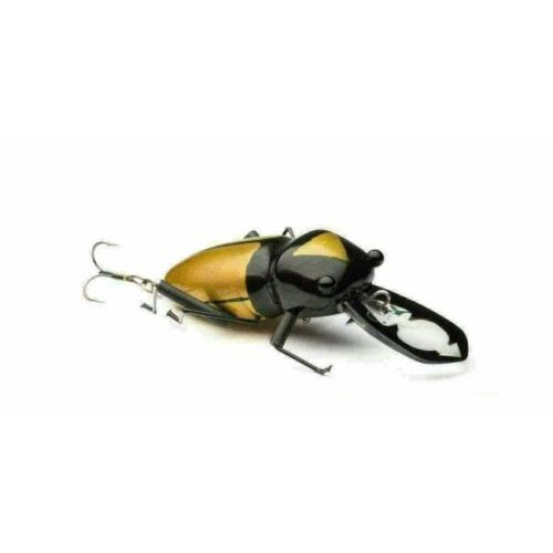 DM Cricket Lures Small Stag Beetle Deer bug Gold