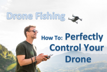 Drone Fishing - Perfectly Control Your Drone - DJI Flight Simulator
