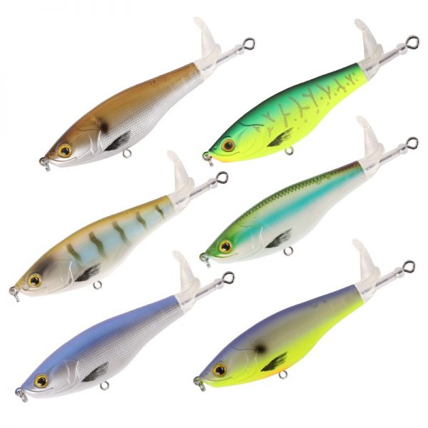 Finish-Tackle Whopper Plopper Fishing Lure - available colors