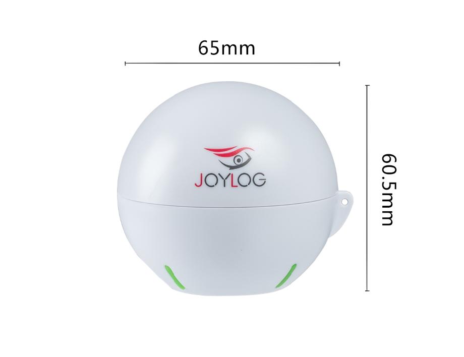 Joylog Smart Fish Finder Sonar - Size