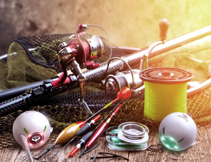 Joylog Smart Fish Finder Sonar - fishing tackle