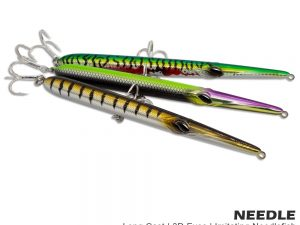 Needlefish-needle-fishing-lure-long-casting-pencil-stickbait-floating-sinking-205mm-31-36g-skipping-garfish