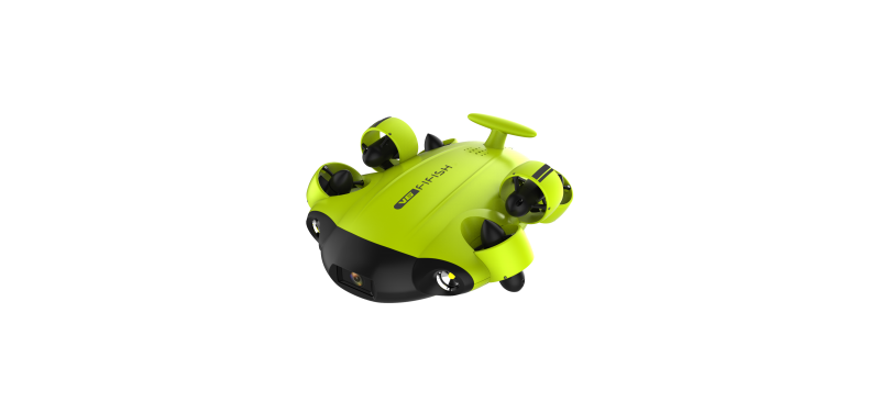 QYSEA FIFISH V6 Underwater Drone ROV Vehicle Finish-Tackle-1