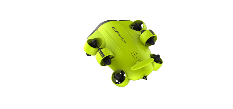 QYSEA FIFISH V6 Underwater Drone ROV Vehicle Finish-Tackle-10