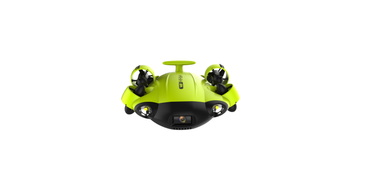 QYSEA FIFISH V6 Underwater Drone ROV Vehicle Finish-Tackle-3