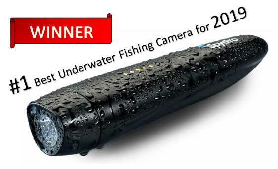 Spydro Best Underwater Fishing Camera