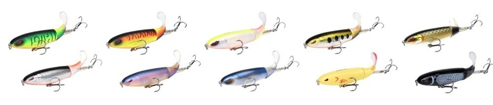 Topwater-Whopper-Plopper-Fishing-Lure-9cm-11cm-13cm-Soft-10-Colors-