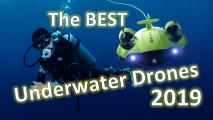 Best underwater drones for 2019 - Small banner