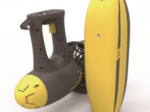 MagicJet Scooter - Magic Jet Underwater Scooter - Sea Scooter - AquaRobotMan - Finish-Tackle