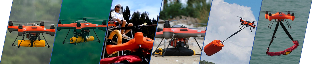 SplashDrone 3+ Search And Rescue small banner