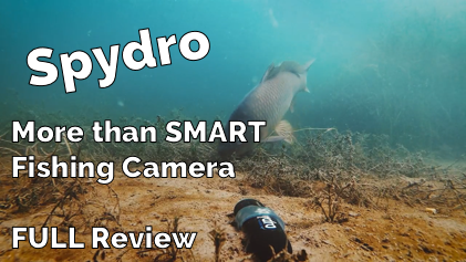 Spydro Smart Fishing Camera - blog banner