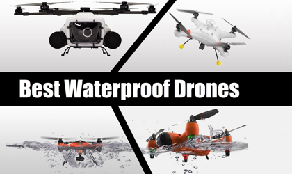 best waterproof drones small banner