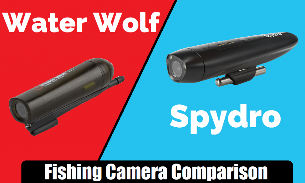 Spydro vs Water Wolf - Fishing Camera Comparison Featured Image