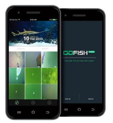 GoFish Cam Mobile App