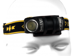 ArmyTek Tiara C1 Pro head flashlight