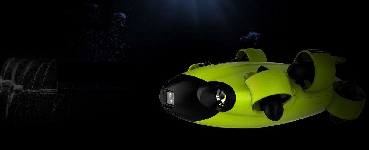 QYSEA FIFISH V6 Underwater Drone banner