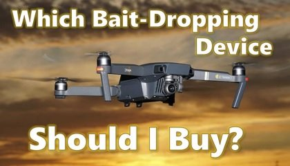 Which bait dropping device should I buy for fishing - blog banner