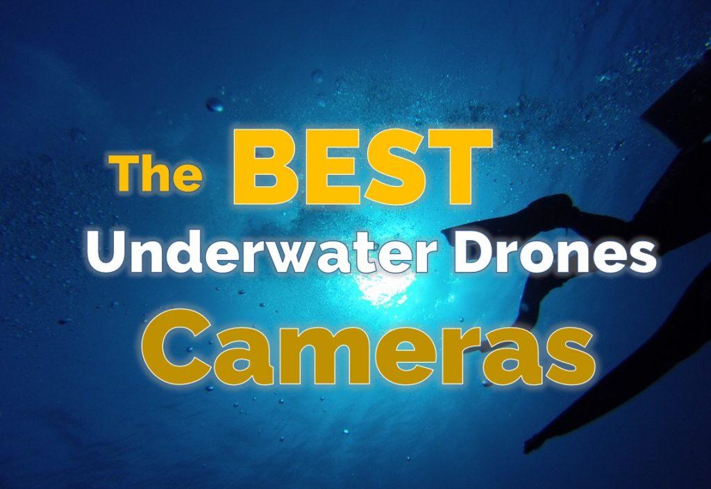 Best underwater drones camera - featured image