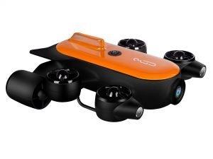 Geneinno Titan Underwater Drone Angle 1