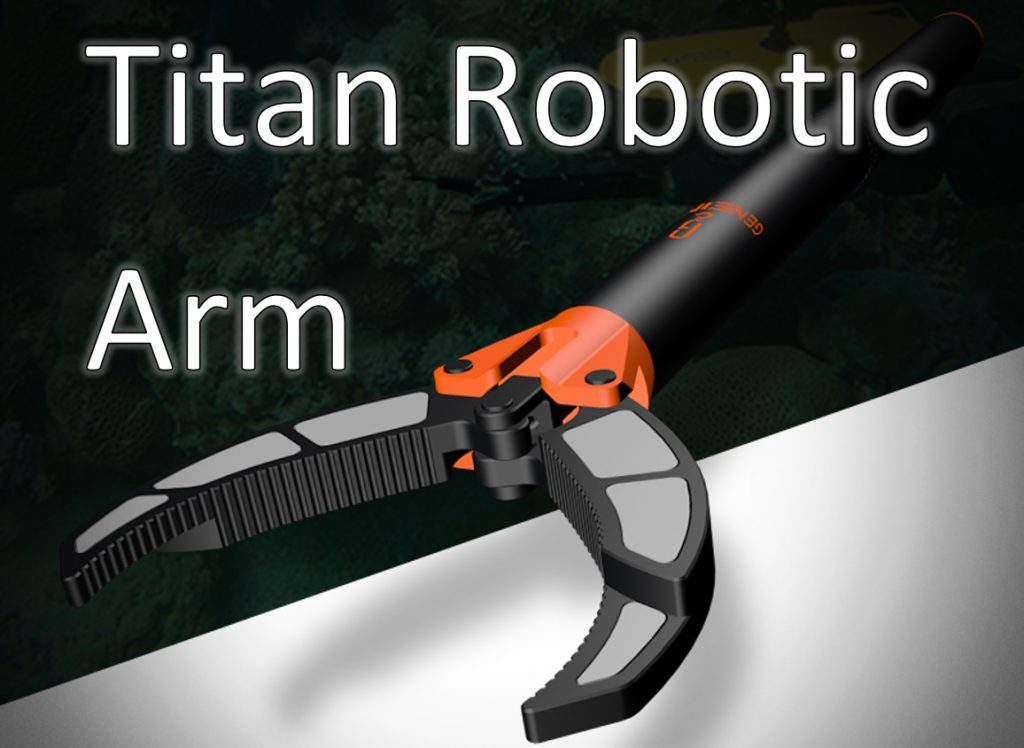 Titan Robotic Arm - Underwater Drones