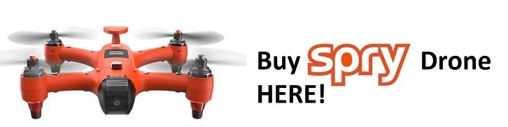 Buy SwellPro SPRY Drone