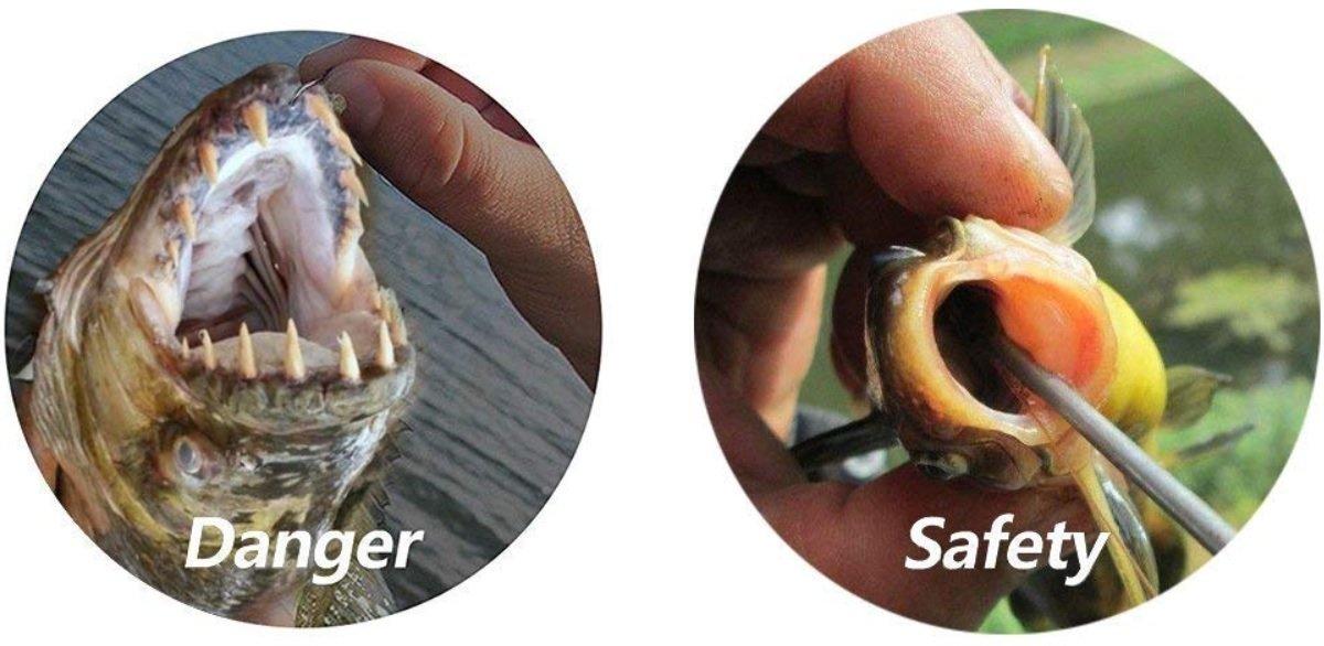 Fish Hook Remover - Danger Safety