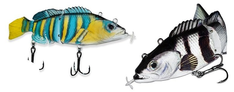 best animated lures - 17 styles