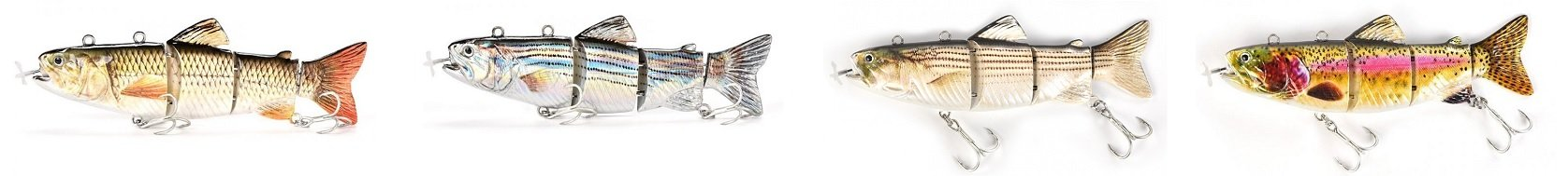 best animated lures - Competitor