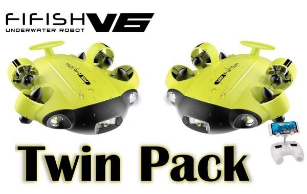 QYSEA FIFISH V6 Twin Pack - Featured Image