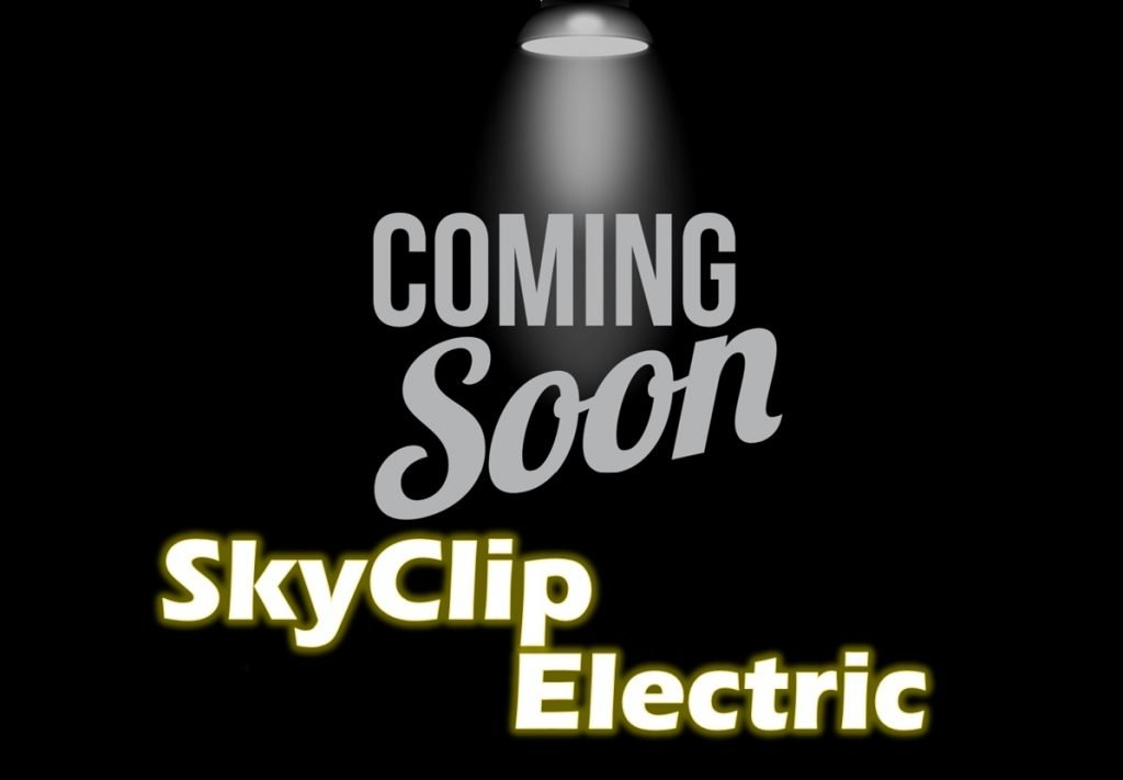 SkyClip Electric - coming soon - Drone Fishing Featured image
