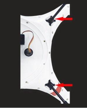 IDEAFLY Poseidon Pro V2 Landing gear protection