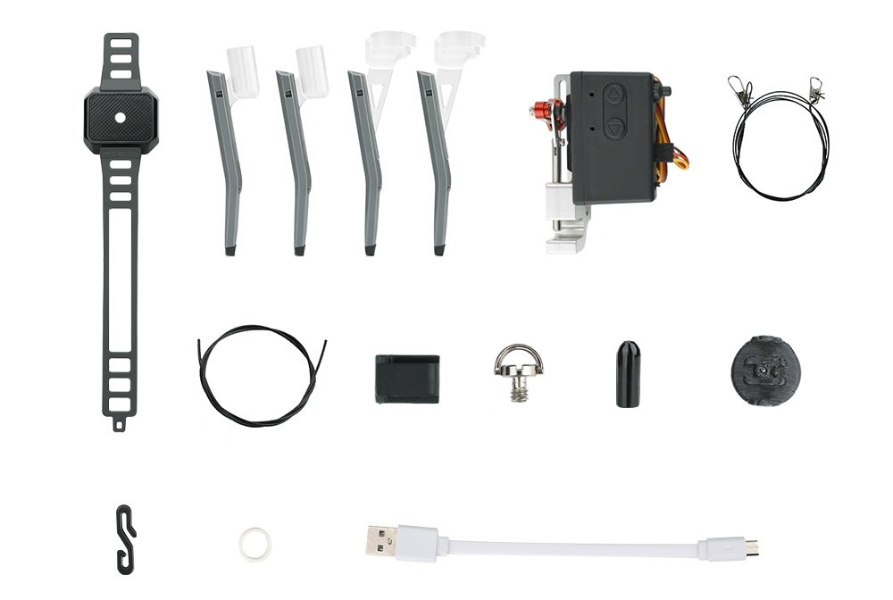 Mavic Air 2 Payload Release - Package Content