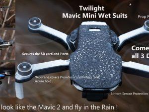 PhantomRain Mavic Mini Wetsuit - Featured Image