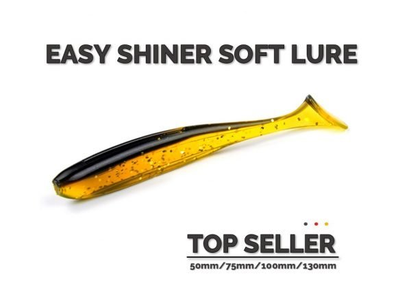 Easy Shiner Soft Lure - Featured Picture