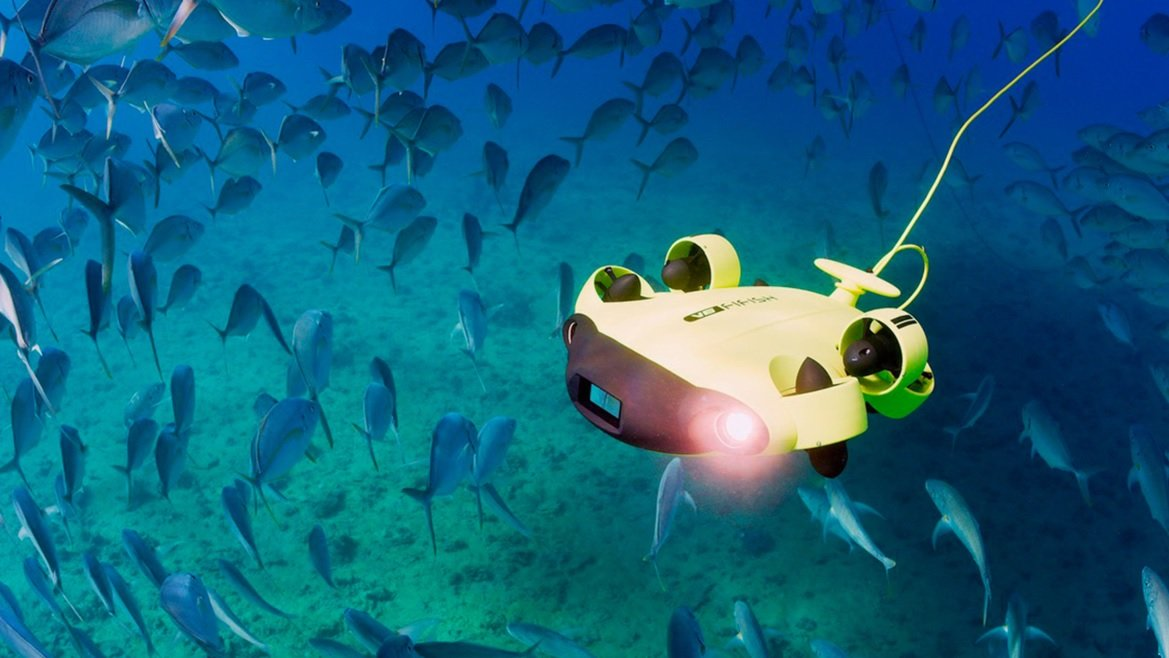 FIFISH V6 ROV Underwater drone