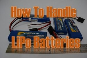 How to handle LiPo Batteries