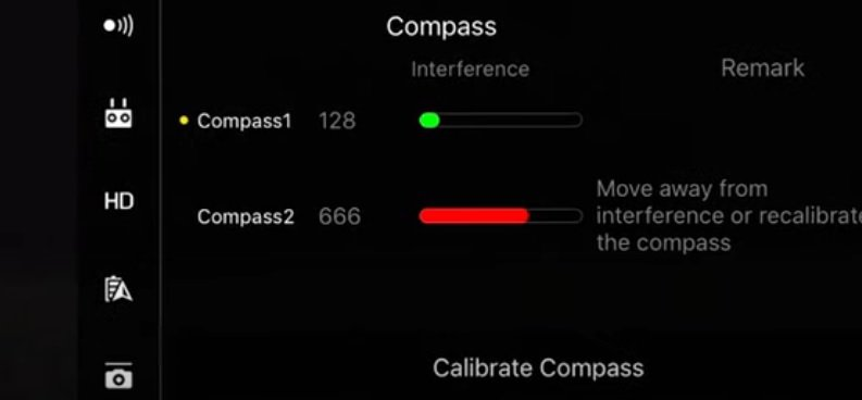 How to prevent drones from Flyaway - Compass Threshold