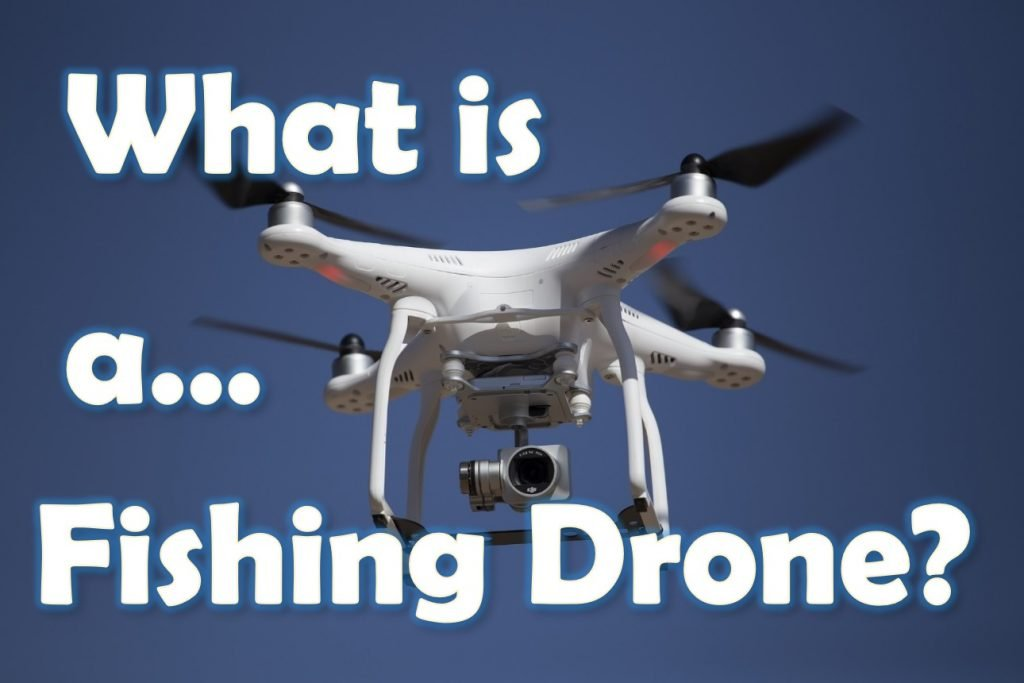 what is a fishing drone - featured picture