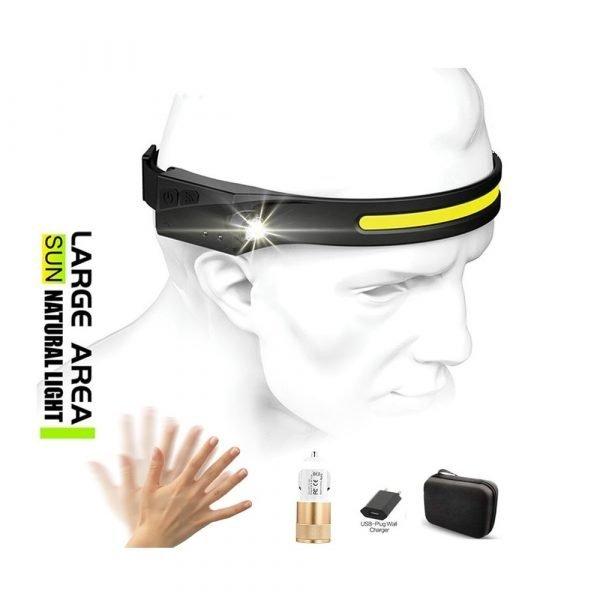 Wide Beam Headlamp - Featured Image