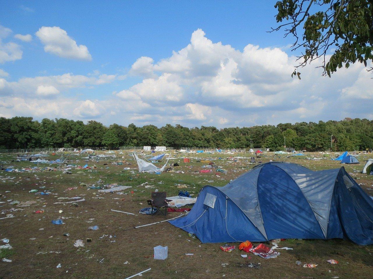 Family Camping Tips - Garbage