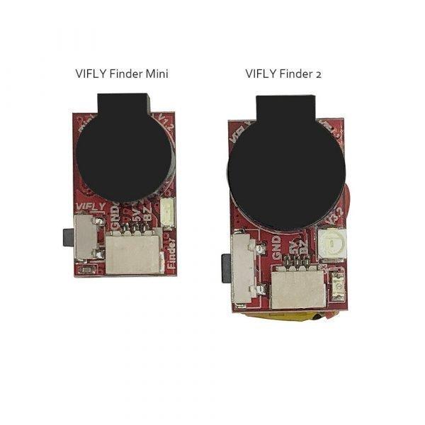 VIFLY Finder Mini vs Finder 2