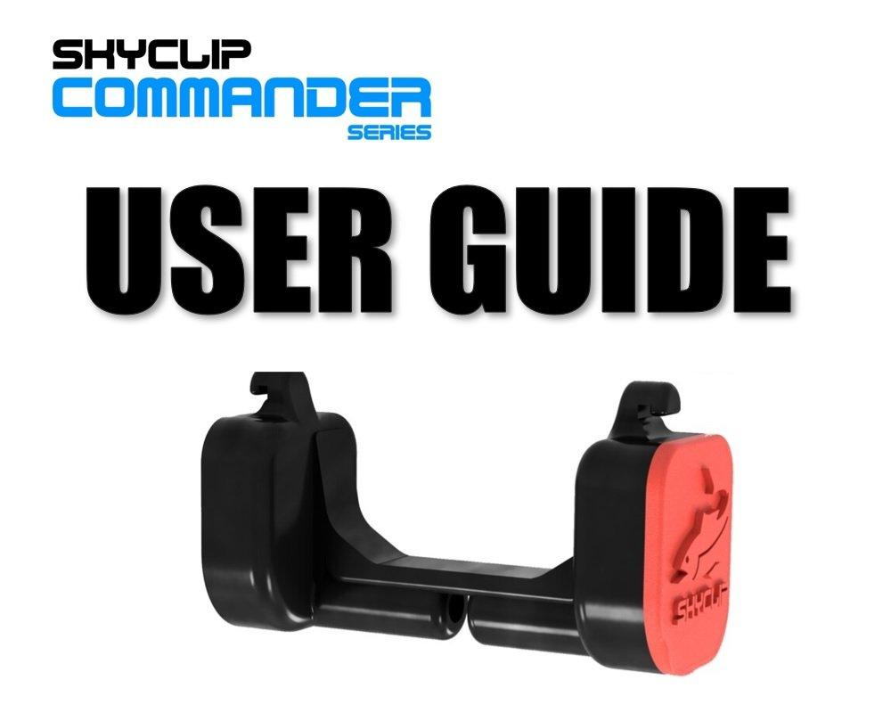 SKYCLIP Commander Hybrid Release Manual